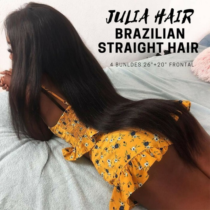 Julia Body Wave Hair With Lace Frontal