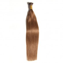 Julia Indian Straight I Tip Human Hair Extensions Fusion Hair Extensions For Short Hair