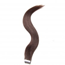 Julia PU Tape Skin Weft  Malaysian Straight Human Virgin Hair Cheap Tape In Hair Extensions