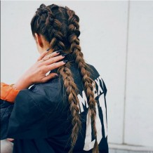 Julia Clip In  Brazilian Straight Human Virgin Hair Extensions