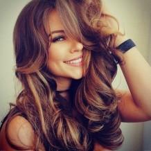 Julia Peruvian Human Straight Nail Tip Hair Extensions