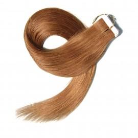 Julia Colorful Brazilian Straight PU Tape Human Hair Extensions