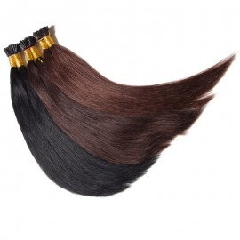 Julia Brazilian Straight I Tip Human Hair Extensions
