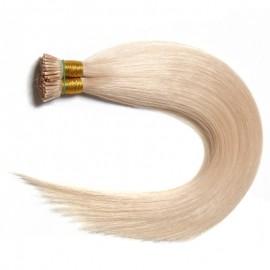 Julia Brazilian Straight Human Virgin Hair Stick Tip