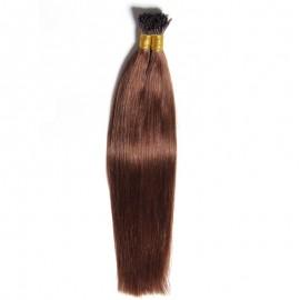 Julia I Tip Peruvian Straight Human Virgin Hair