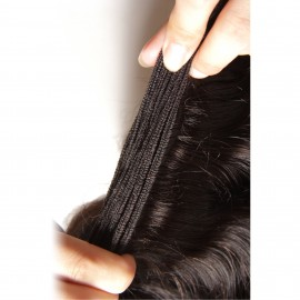 Julia Loose Wave Brazilian Hair 4 Bundles Virgin Brazilian Human Hair Weave