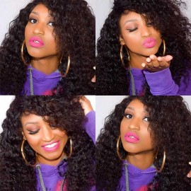 Julia Virgin Peruvian Curly Hair Weave 4 Bundles Human Peruvian Hair Extensions