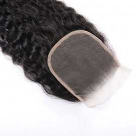 Julia Hair Super Wave 4x4 Lace Closure 100% Virgin Human Hair Super Wave Lace Closure