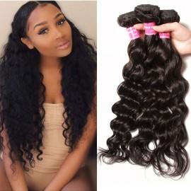 Julia Virgin Natural Hair Weaving Cheap Human Hair 3 Bundles