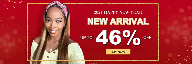 2021 new year sales