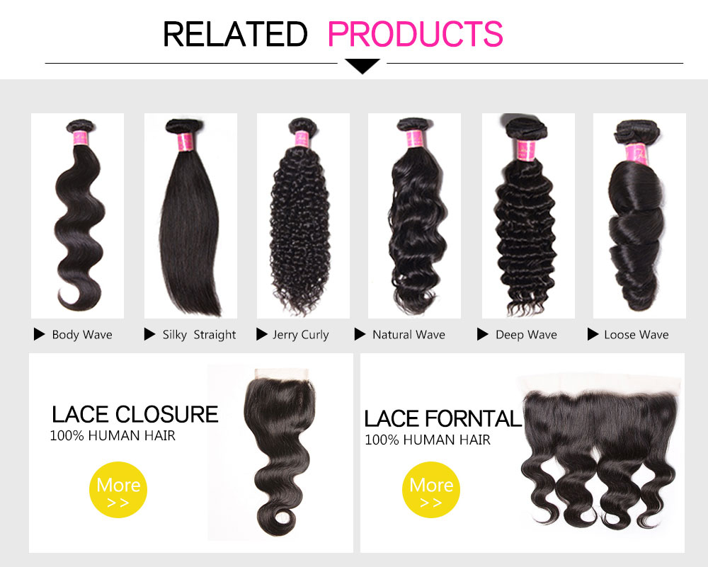 Julia Hair Product Category
