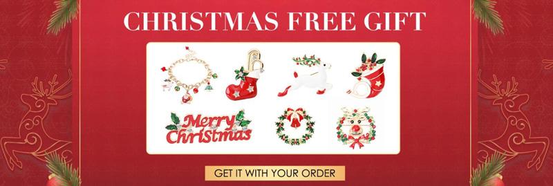 Christmas sale free gift