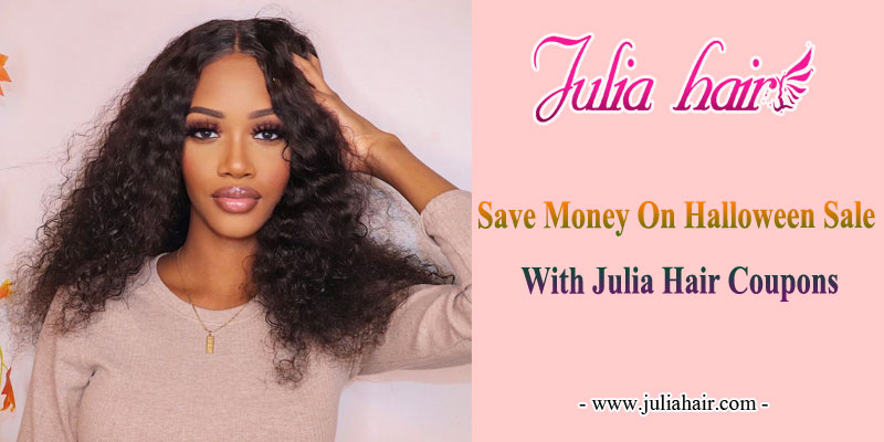 save money on halloween sale with julia hair coupon code