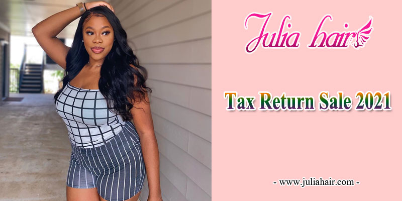 tax return season sale