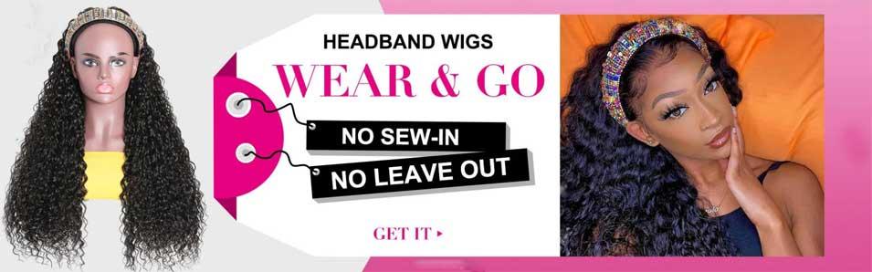 autumn sale headband wigs