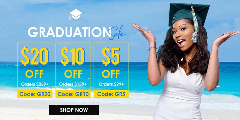 julia hair graduation season sale