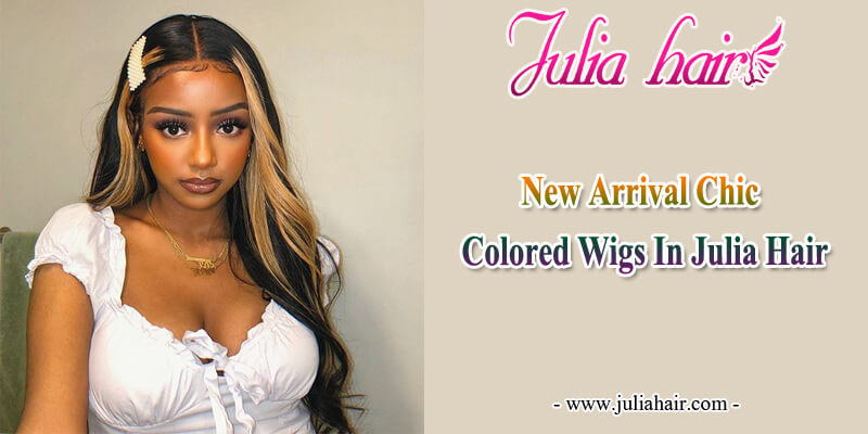 new chic colored wigs
