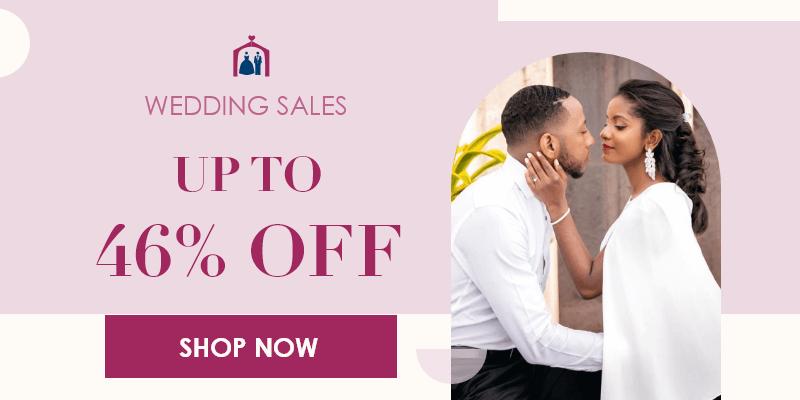 wedding season sale