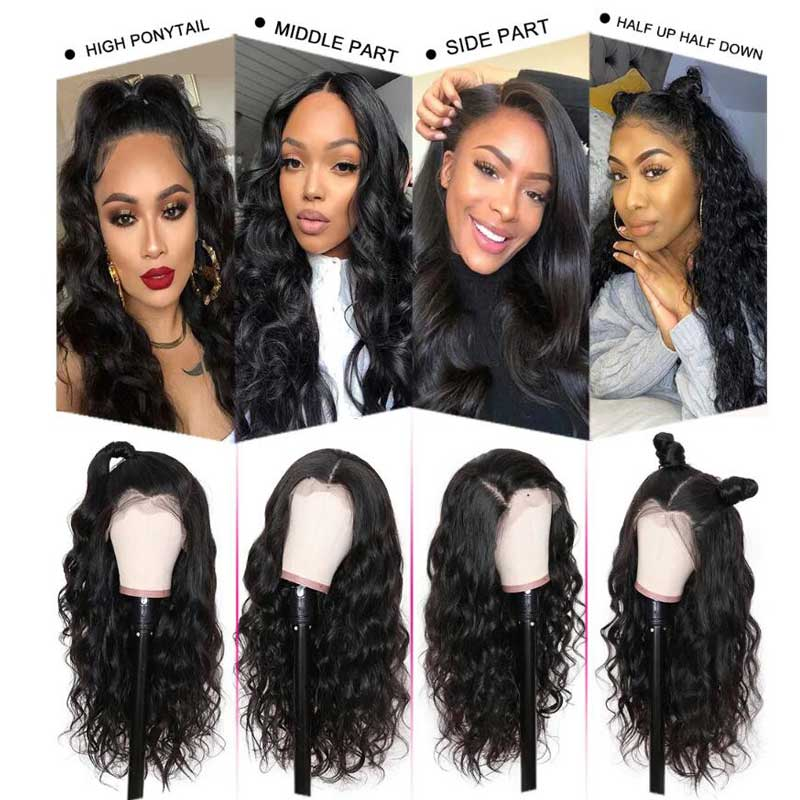 360 wigs hairstyles