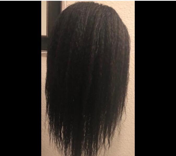 kinky straight u part wig 2