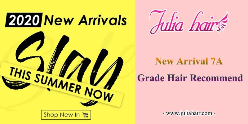 New Arrival 7A Grade Hair Weaves