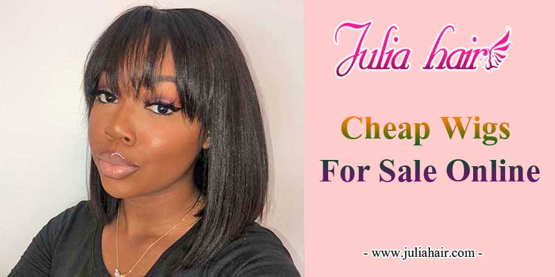 cheap wigs for sale online