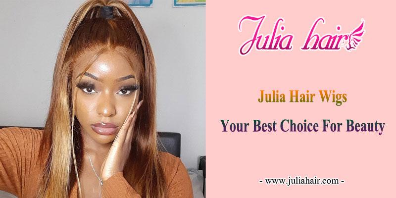 best Julia hair wigs
