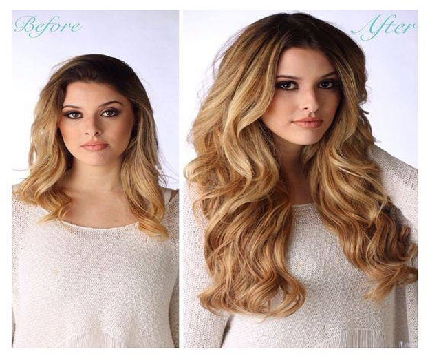 9 Different Ways To Use Hair Extensions Blog Julia Hair