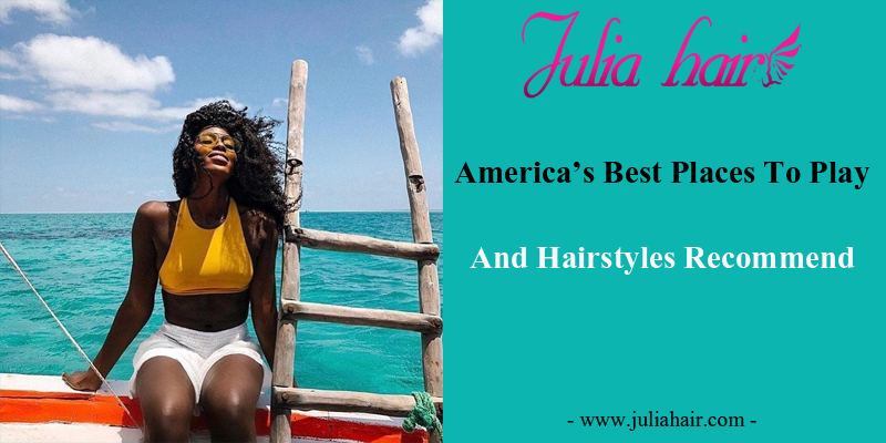 America's Best Places To Play And Hairstyles Recommend