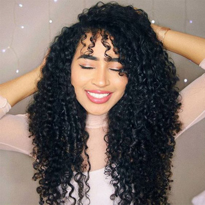 brazilian virgin curly