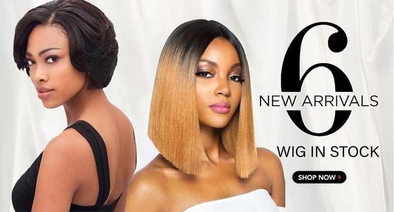clearance sale on hair wig 6