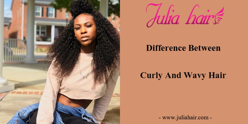 Difference Between Curly And Wavy Hair