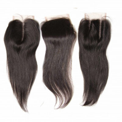 different parts of lace closure