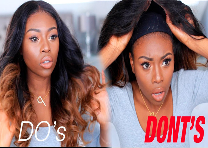 Short Human Hair Wigs for Black Women