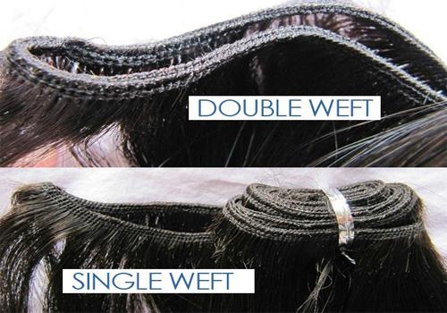 double weft