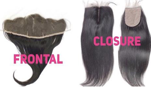 frontal vs closure