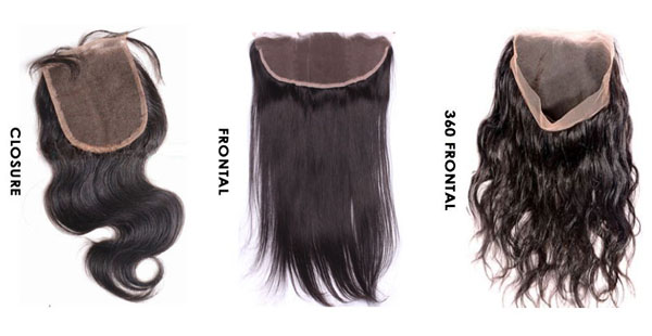 virgin hair closure