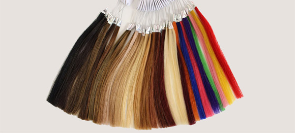 hair extensions color