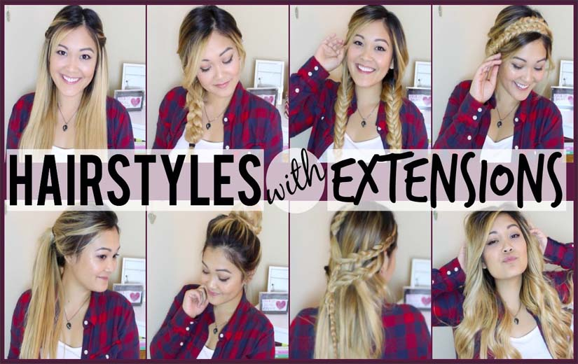 hairstyles with virgin hair extensions
