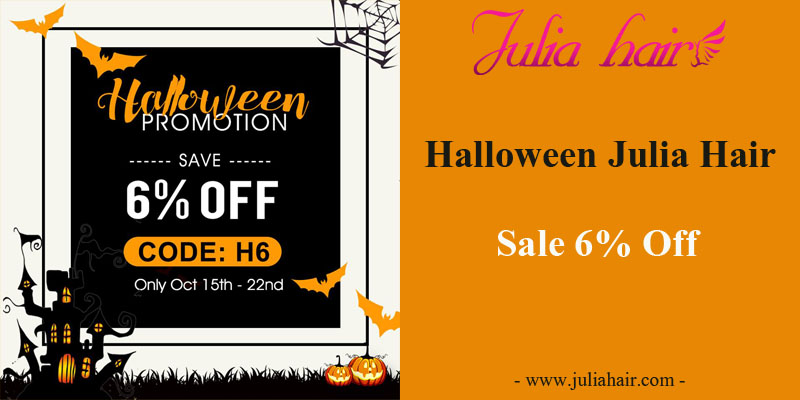 Halloween Julia Hair Sale 6% Off