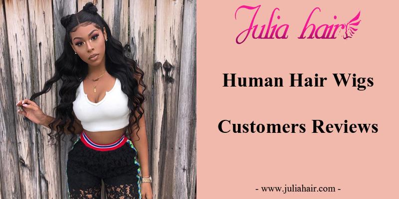 Julia Human Hair Wigs Real Reviews