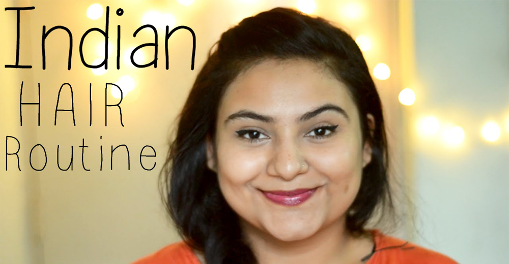 indian hair care routines