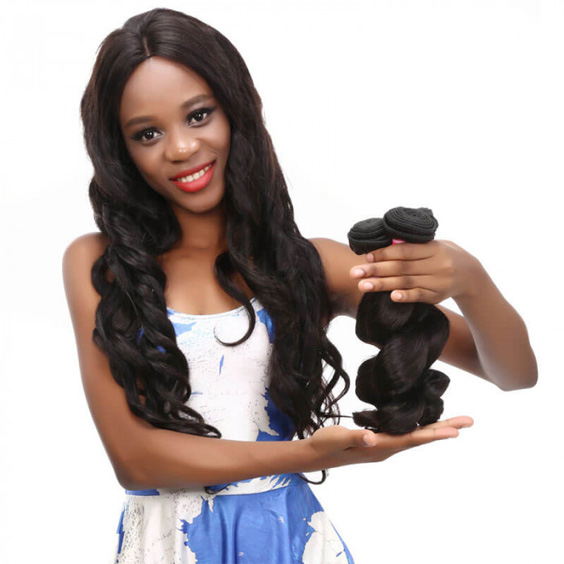 Malaysian Loose Wave Hair Review Blog Julia Hair