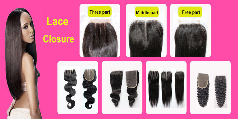 Difference Between Free And Three Part Lace Closure Blog