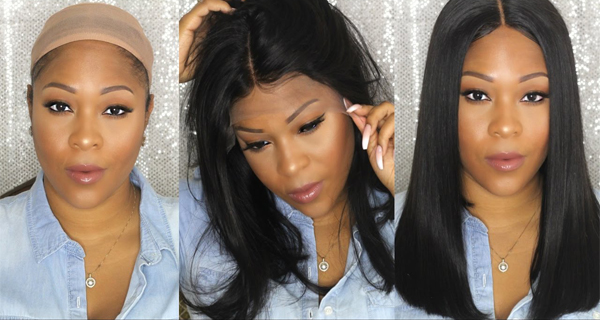 lay lace wig