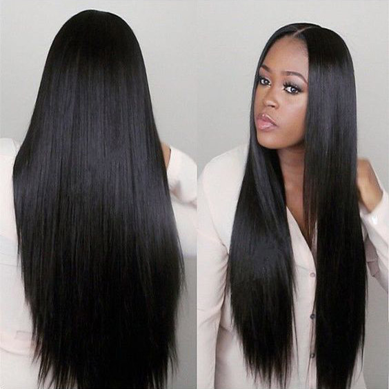 How To Straightening Malaysian Hair Healthy Keep Shiny And Sleek