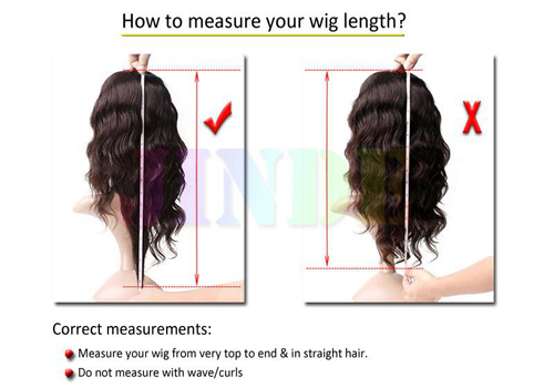 measure hair length