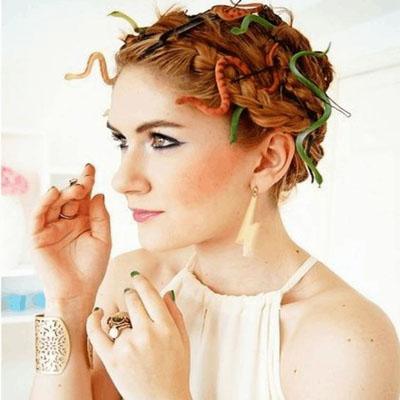medusa-hair