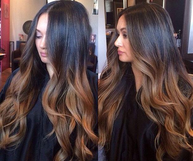 ombre virgin hair