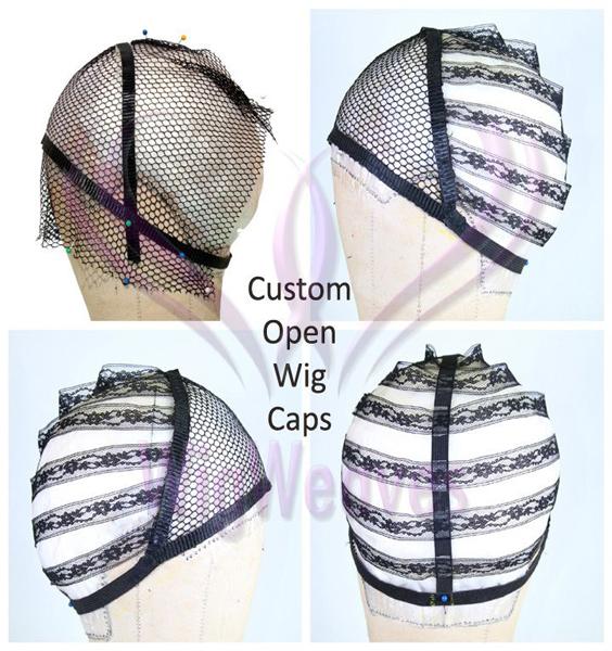 open cap-wig